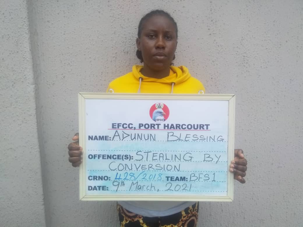 Court Jails Woman Two Years For Stealing