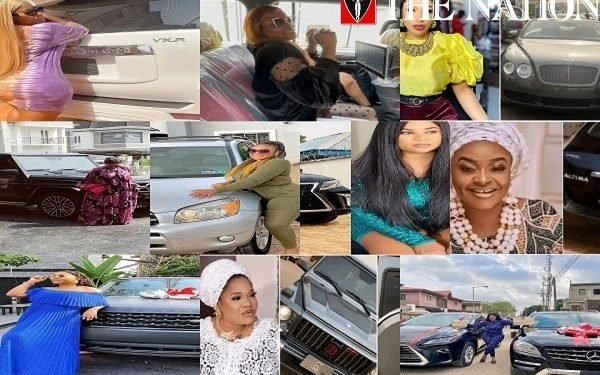 Nigerian Nollywood Actresses And Their 2021 Acquired Cars