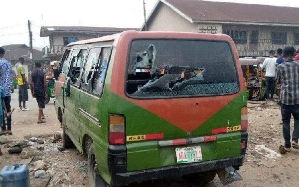 Breaking: Tension Over Sporadic Gunshots In Aba