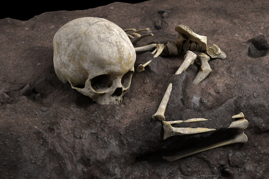 Scientists Say They Have Found The Oldest-Known Human Burial In Africa