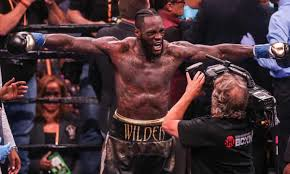 Deontay Wilder Says He Hails From Edo State, Nigeria