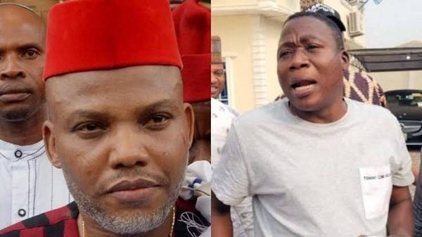 Nnamdi Kanu And Sunday Igboho: Difference Is Clear