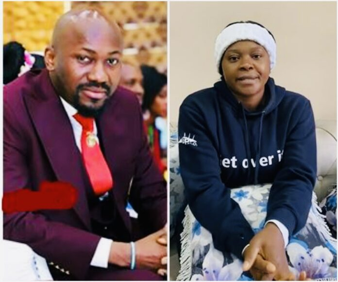 Apostle Suleman Slept With Me Twice, Gave Me 500K – Nollywood Actress Alleges (VIDEO)