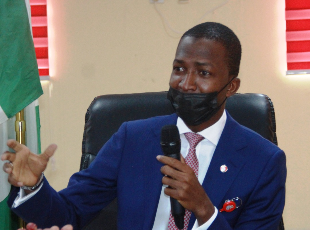 EFCC Boss Engages Bank Chiefs, Warns Against Fraudulent Election Financing, Forex Malpractices