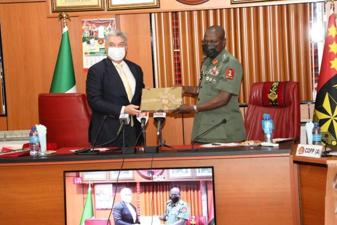 Nigeria, Turkey To Strengthen Relationship On Counter Terrorism
