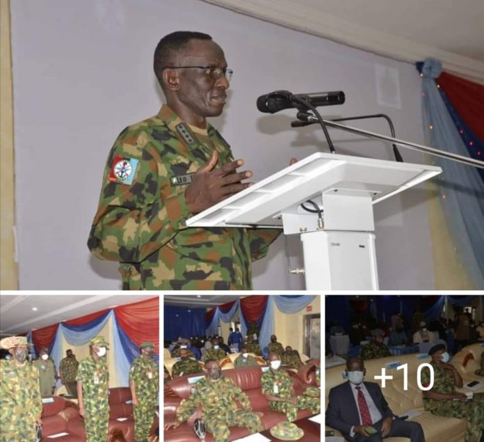 CDS Says Military Remains Forefront At Tackling Insecurity