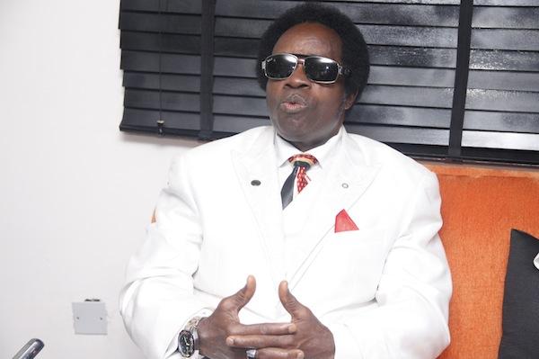 Buhari Mourns Sir Victor Uwaifo