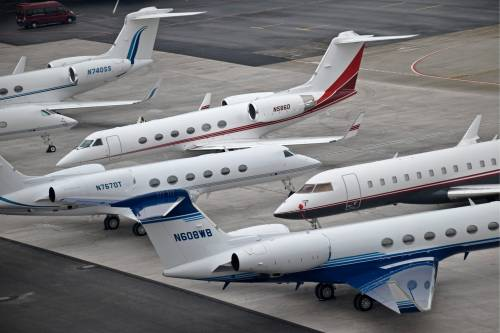 About 30 Of 65 Private Jets Owned By Highly Placed Nigerians Owe Duties – Customs