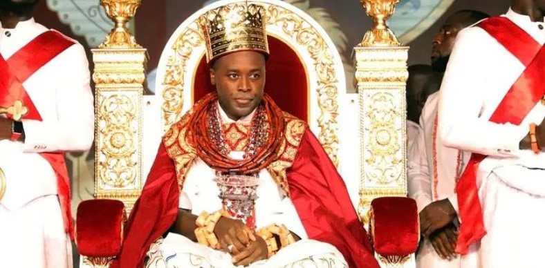 Olu Of Warri Disrobes Chief In Ongoing Title Revalidation Exercise