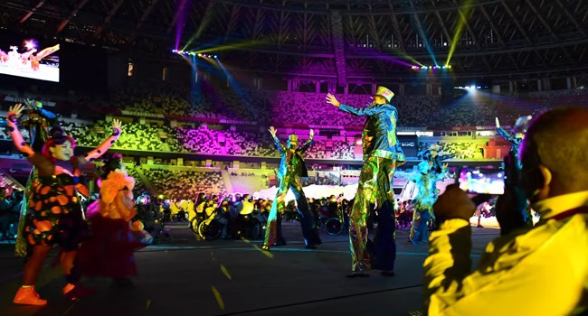 """Tokyo closes """"Historic"""" Paralympics With Colourful Ceremony"""
