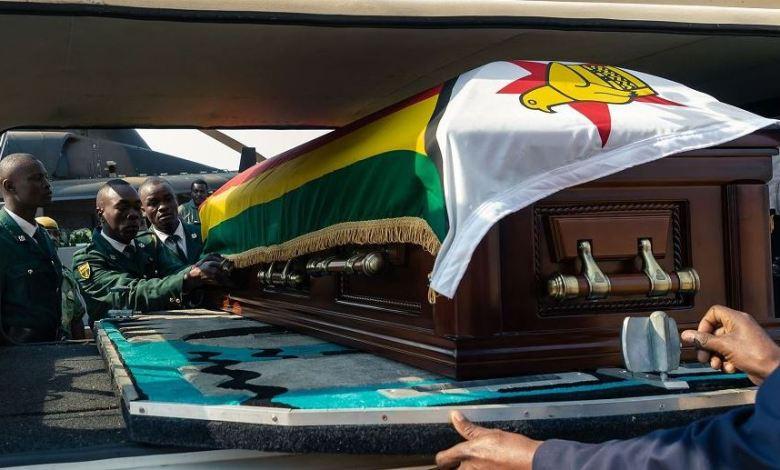 Zimbabwe Court Orders Exhumation Of Robert Mugabe's Remains For Reburial