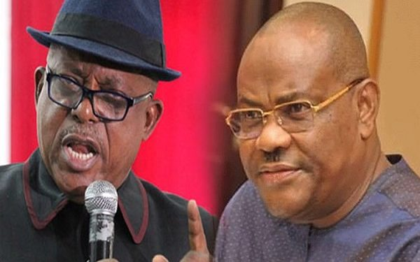 PDP Crisis Deepens As Secondus, Wike Differ On Peace Terms