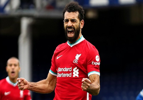 Salah Scores 100th EPL Goal