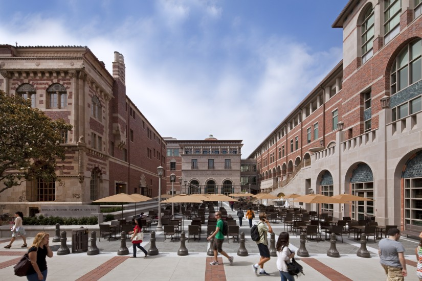 Trojan Event Services Campus Venues For The USC