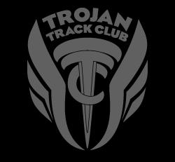 Trojan Track Club logo