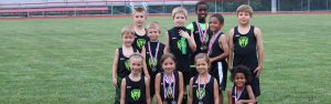 U8 TTC Athletes
