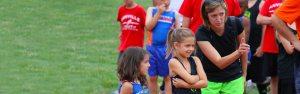 Trojan Track Club Coach Nikki