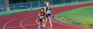 U8 Girls 4x100m Handoff