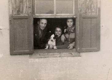 US Holocaust Memorial Museum, courtesy of Johanna Neumann