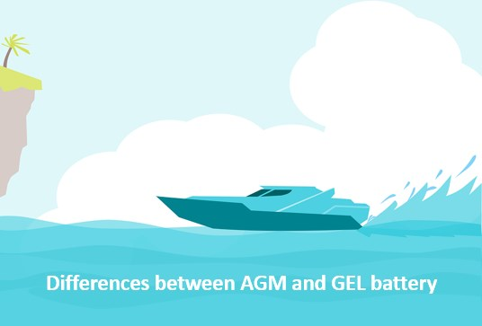 differences between agm and gel battery