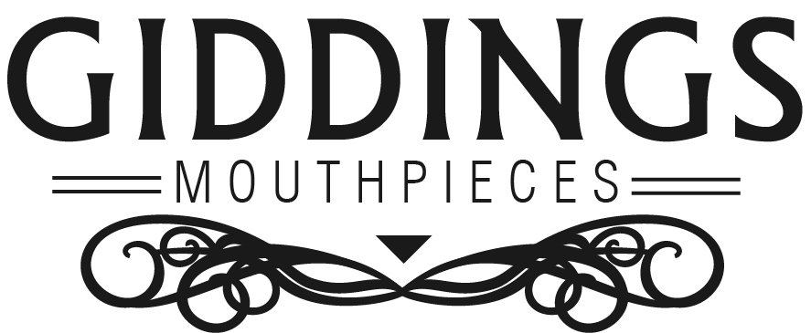 Giddings Mouthpieces LOGO 2