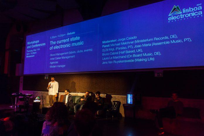 Lisbon Electronica Festival | Trommel Musi