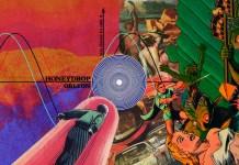 Honeydrop - Mont Lake record art