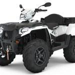 Polaris Sportsman 570 hvit