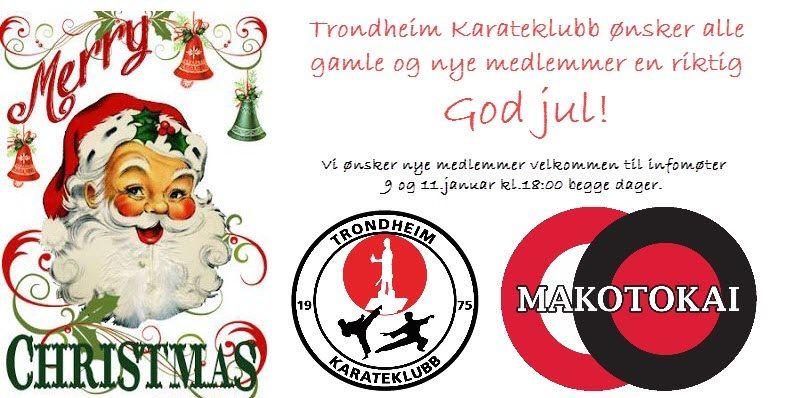 God jul til alle gamle og nye medlemmer