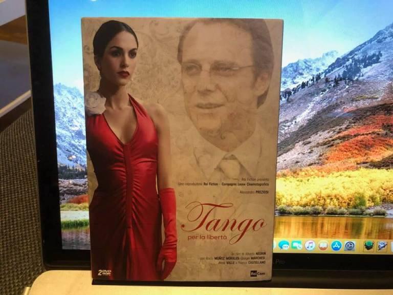 Tango per la liberta – dvd