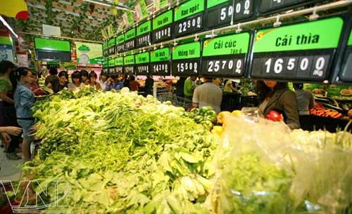 Người dân vẫn chưa mặn mà với rau an toàn (Ảnh minh họa: Vietnamnet.vn)