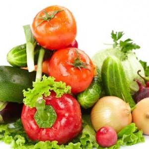 Ăn nhiều rau củ tốt cho sức khỏe - Ảnh: Shutterstock