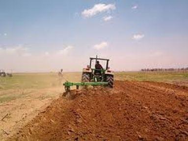 Áp dụng cày đất tối thiểu sẽ làm giảm tiềm năng xói mòn đất, nhưng những quá trình làm chua đất nhiều hơn (như phân giải dư thừa xác bã thực vật, nitric hóa của phân N, v.v) xuất hiện ở bề mặt đất. Ảnh minh họa