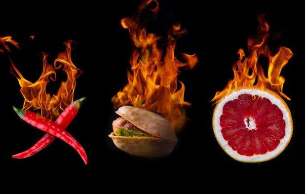 """Nhiều người nghĩ rằng ăn một số loại thực phẩm giúp """"đốt cháy"""" chất béo"""