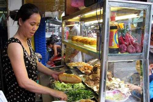 Thực phẩm sạch hay không phụ thuộc vào lương tâm người bán hàng? (Ảnh mình họa)