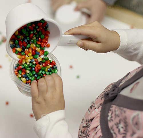Đồ chơi màu sắc mà an toàn cho trẻ lớn