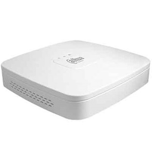 Dahua 4 Channel Smart 1U H 265 Network Video Recorder DHI-NVR1B04