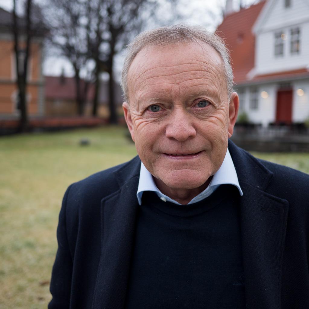 Arne Svilosen