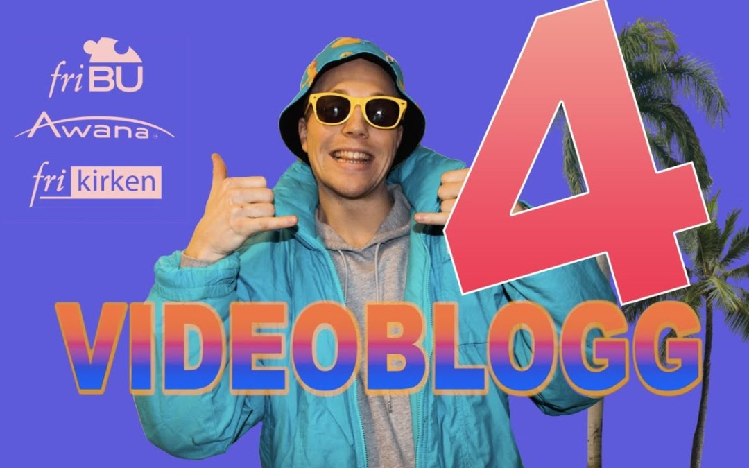 Ukas ros går til Erics videoblogg
