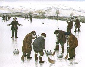 loch curling