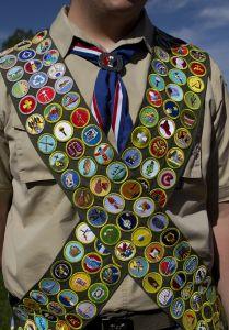 merit-badge-sash