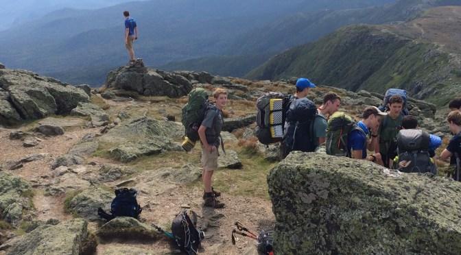 White Mountain Backpacking