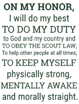 picture relating to Boy Scout Oath Printable referred to as 13230146_1707767889475504_9204777879358796586_n Boy Scout