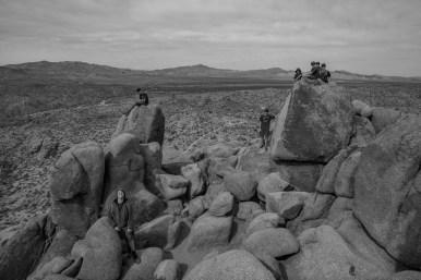 Hanging Out on Mastodon Peak