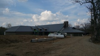 New Dining Hall Being Built at Famous Eagle