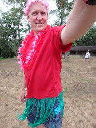 Mr Birtley Ready to Hula