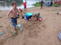 Wednesday Beach Party - Sandcastle Building Competition