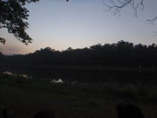 OA Tap Out - View Across The Cove as it Gets Darker