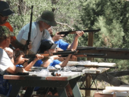 Shooting Sports Weekend Campout, Oct 4-6 | Troop 64