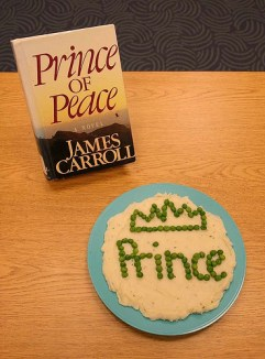 Prince of Peace {Peas} by James Carroll